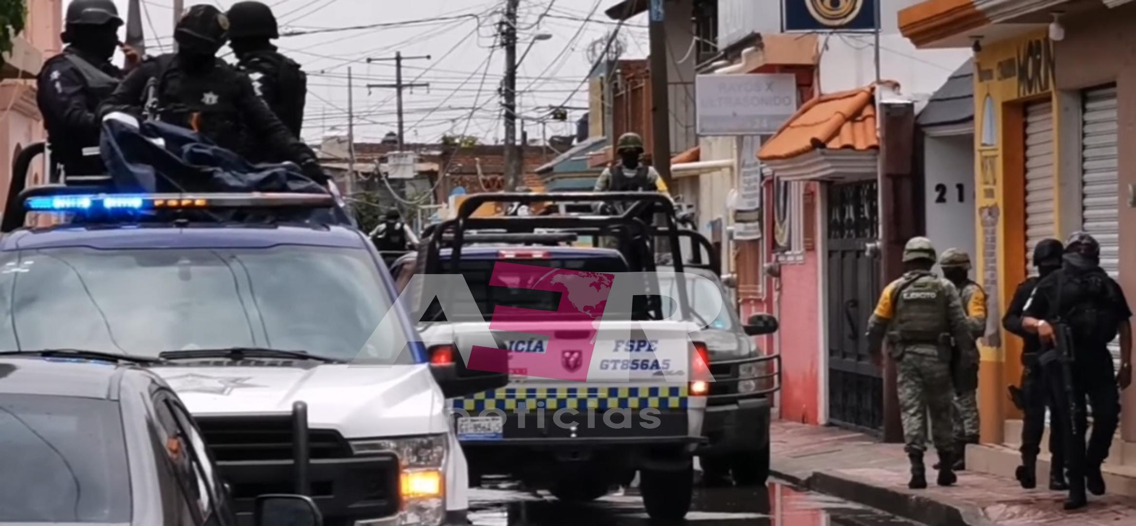 Un presunto delincuente abatido y varios detenidos tras enfrentamiento entre civiles y Guardia Nacional 1