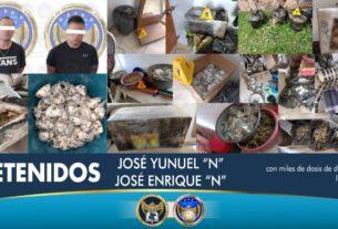 Catean inmueble en Villas de Irapuato, aseguran miles de dosis de droga y detienen a dos hombres 3