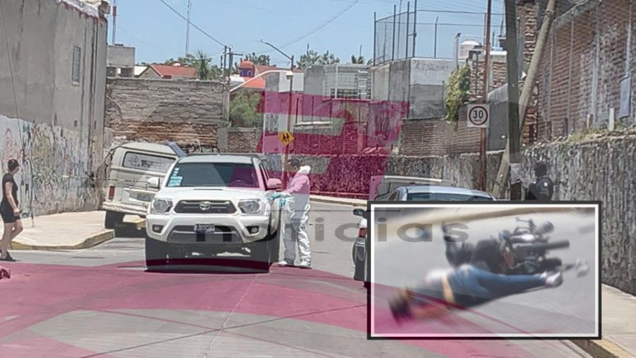 Matan a pareja y a niño de aproximadamente 4 años en Celaya 1
