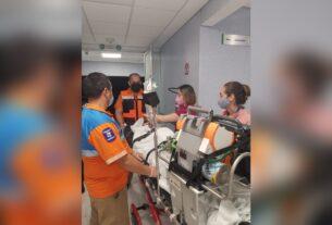 Guardia de seguridad del IMSS, se convierte en la esperanza para pacientes en espera de un órgano. 2