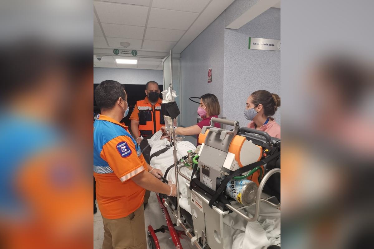 Guardia de seguridad del IMSS, se convierte en la esperanza para pacientes en espera de un órgano. 1