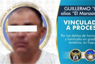 Vinculan a proceso a hombre por los delitos de homicidio y homicidio en grado de tentativa en Irapuato 4