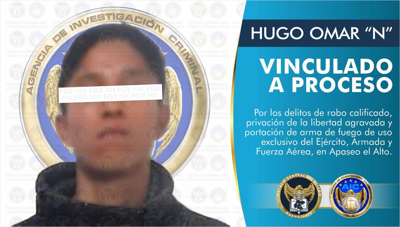 Joven de 21 años es vinculado a proceso, detenido después de robar un autotransporte de carga 1