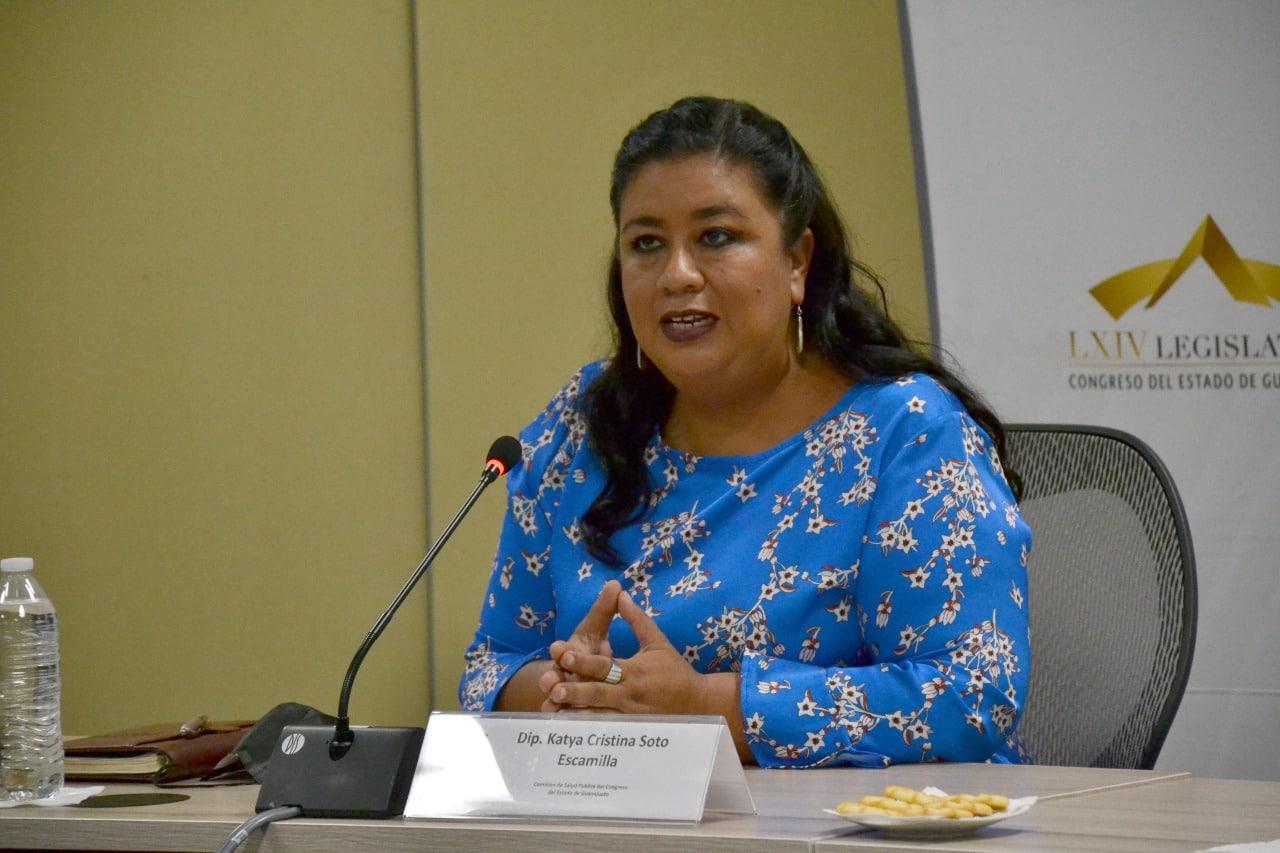 Destaca la diputada Katya Soto los beneficios de la lactancia materna 1