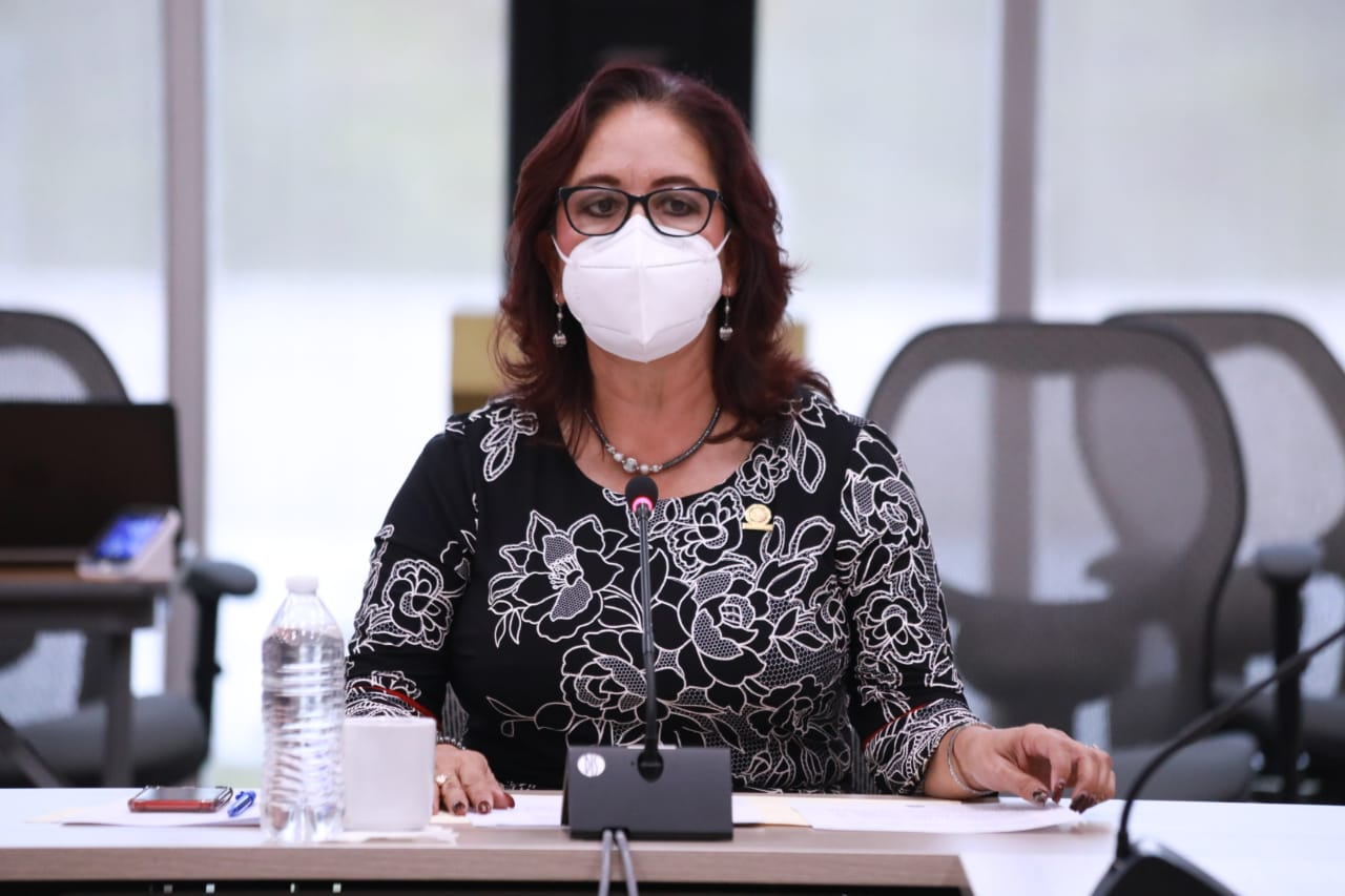 Pide la diputada Martha Delgado al Gobierno Federal, destine mayor presupuesto para apoyar a atletas mexicanos 1