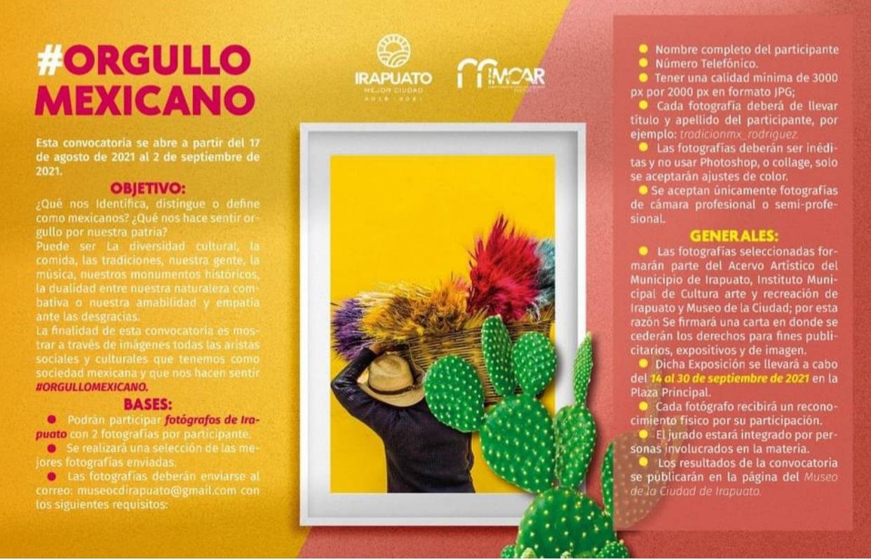 INVITAN A CIUDADANÍA A MOSTRAR ORGULLO MEXICANO 1