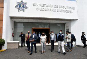 SUPERVISA LORENA ALFARO SECRETARIA DE SEGURIDAD CIUDADANA 2