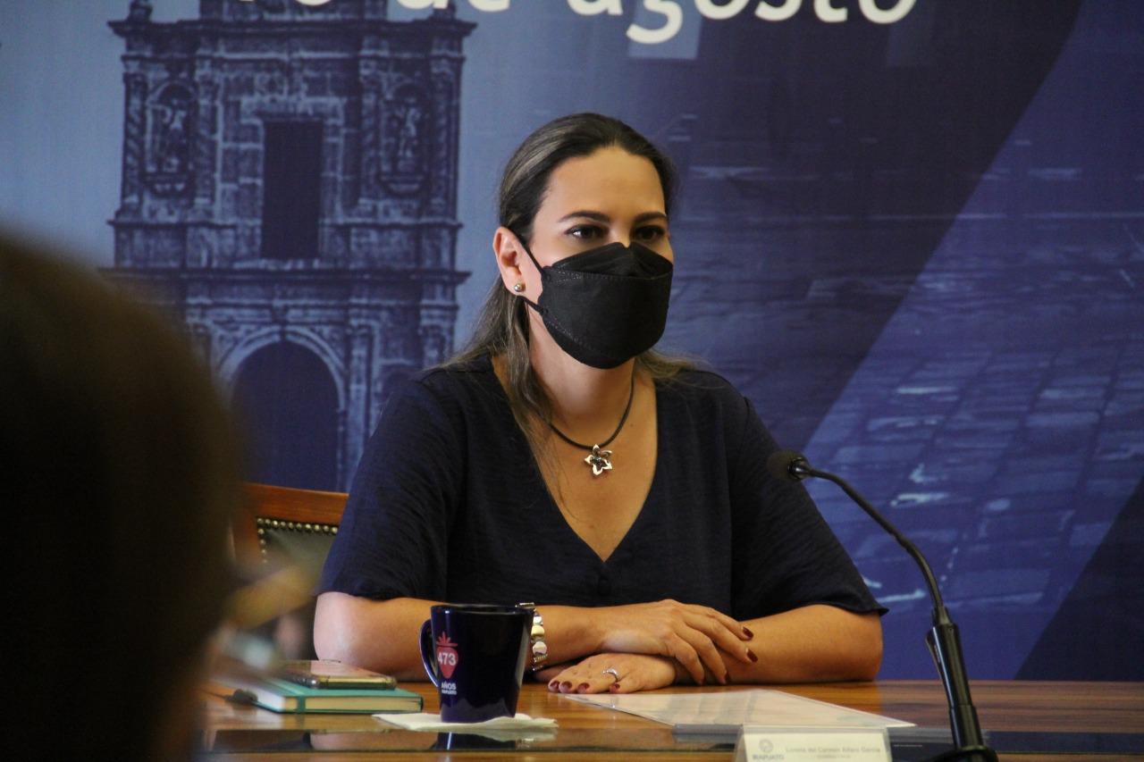 ALCALDESA ELECTA SOLICITA INFORMACIÓN FINANCIERA Y LEGAL DE PROYECTOS 1
