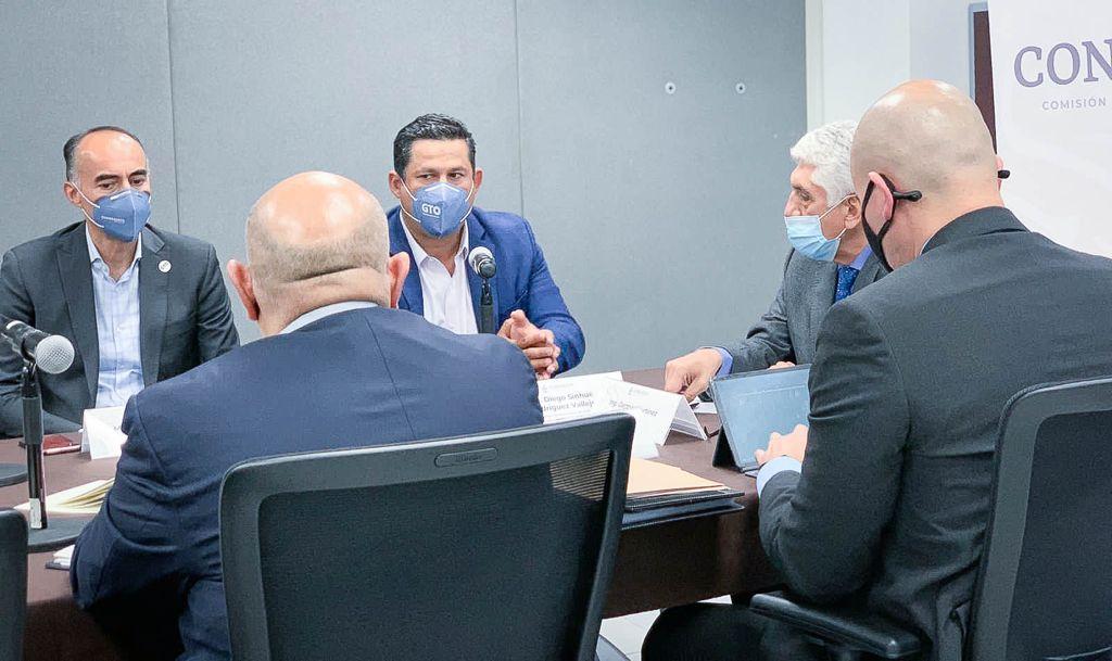 Acuerdan establecer dos mesas técnicas sobre el Proyecto El Zapotillo 4