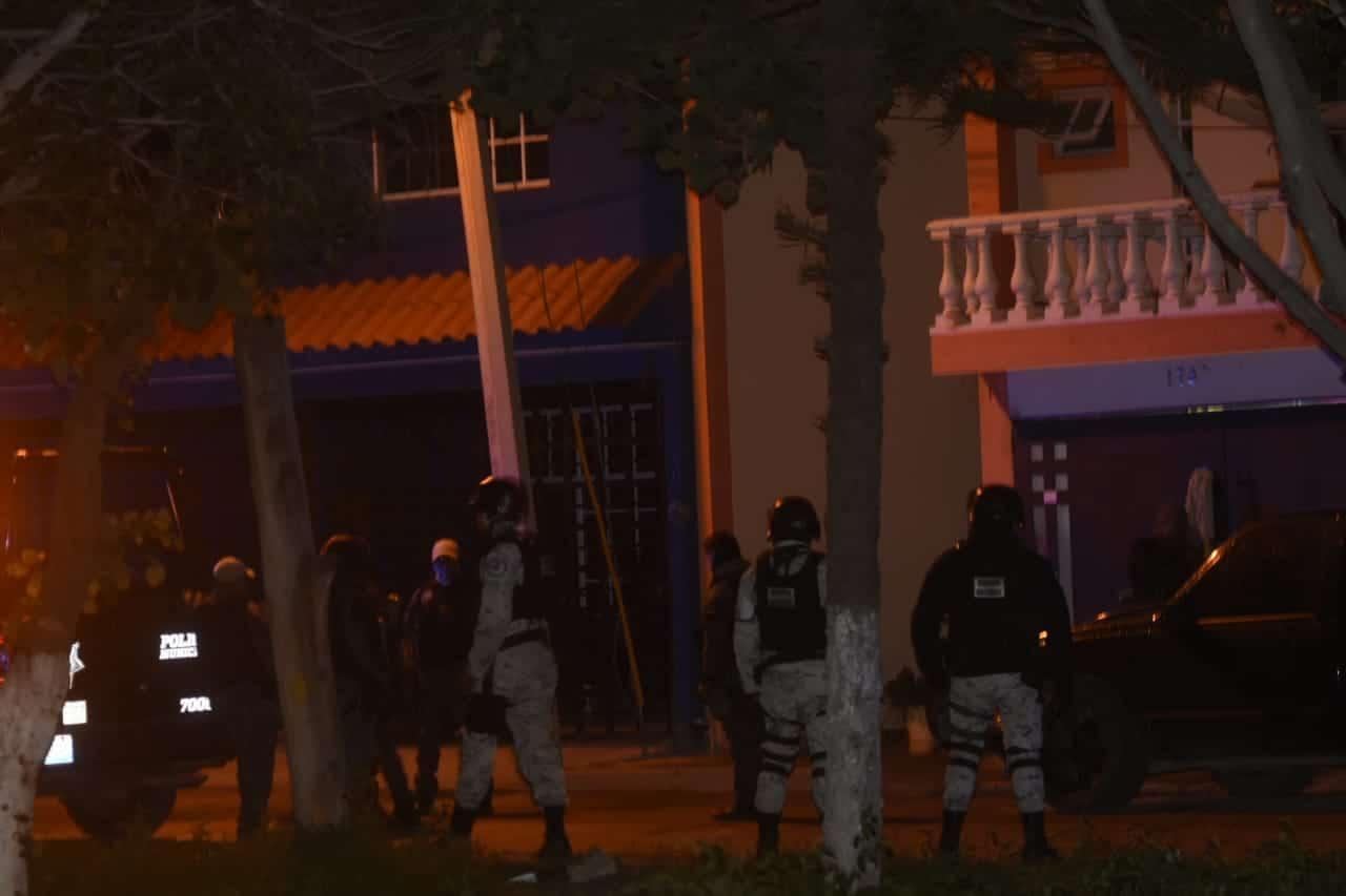 Matan a dos policías en Celaya 7