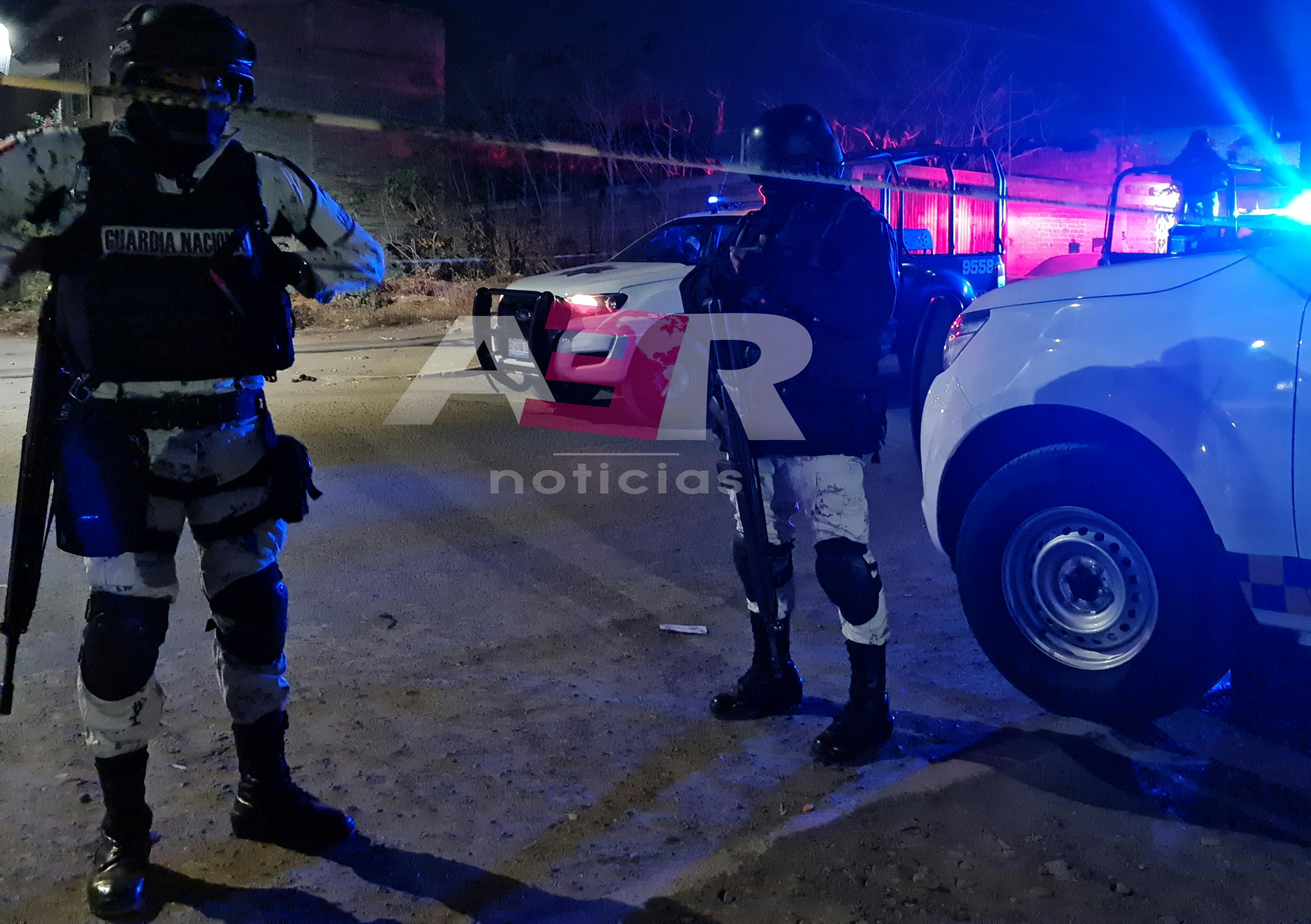 """Localizan tres cuerpos """"encajuelados"""" cerca de la comunidad San Cristóbal 1"""