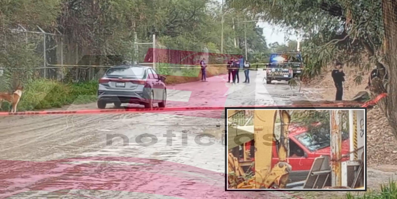 Ejecutan a policía municipal en Silao 1