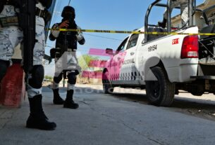 Dos muertos y una mujer lesionada deja ataque armado en la colonia Azteca 3