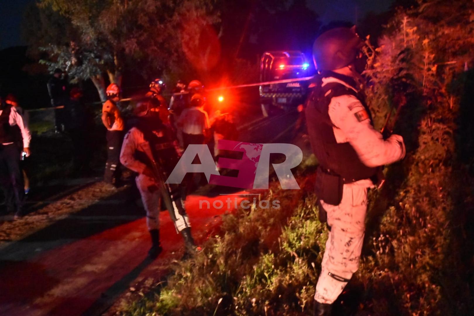 Cuatro muertos y una mujer herida en dos ataques en la comunidad San Roque 1