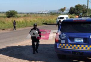 MATAN A POLICÍA DE IRAPUATO EN EL CAMINO A LA COMUNIDAD SAN ROQUE 4