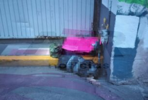 Localizan cabeza y restos humanos en bolsas en distintos puntos en Celaya 2