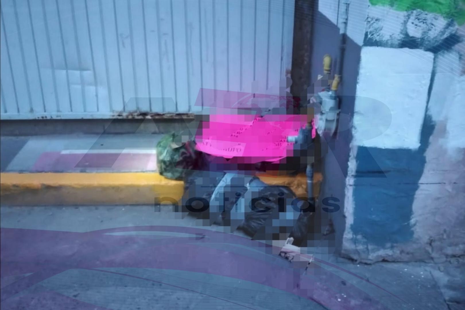 Localizan cabeza y restos humanos en bolsas en distintos puntos en Celaya 8
