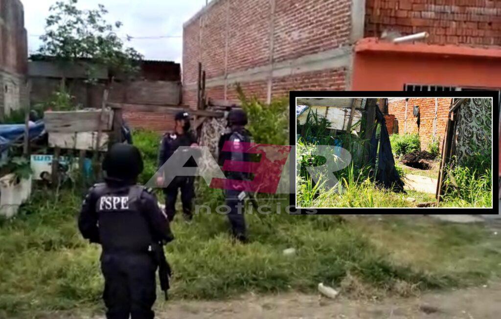 """Localiza colectivo 'Hasta Encontrarte"""" cuatro bolsas con restos corpóreos en La Comunal 2"""