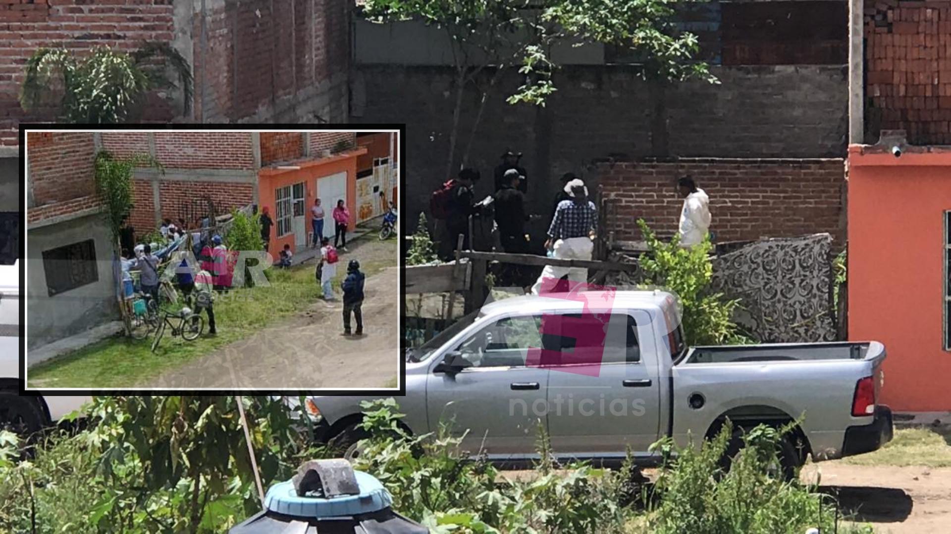 Buscan más restos corpóreos en La Comunal, Interviene FGE y colectivos de búsqueda 1
