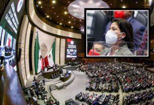 Rinde protesta Itzel Balderas en la LXV Legislatura de la paridad de género 2