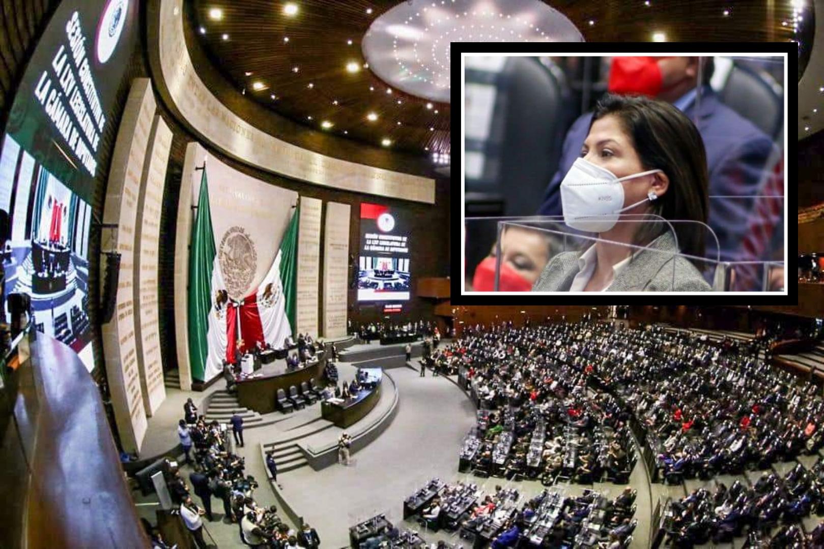 Rinde protesta Itzel Balderas en la LXV Legislatura de la paridad de género 3