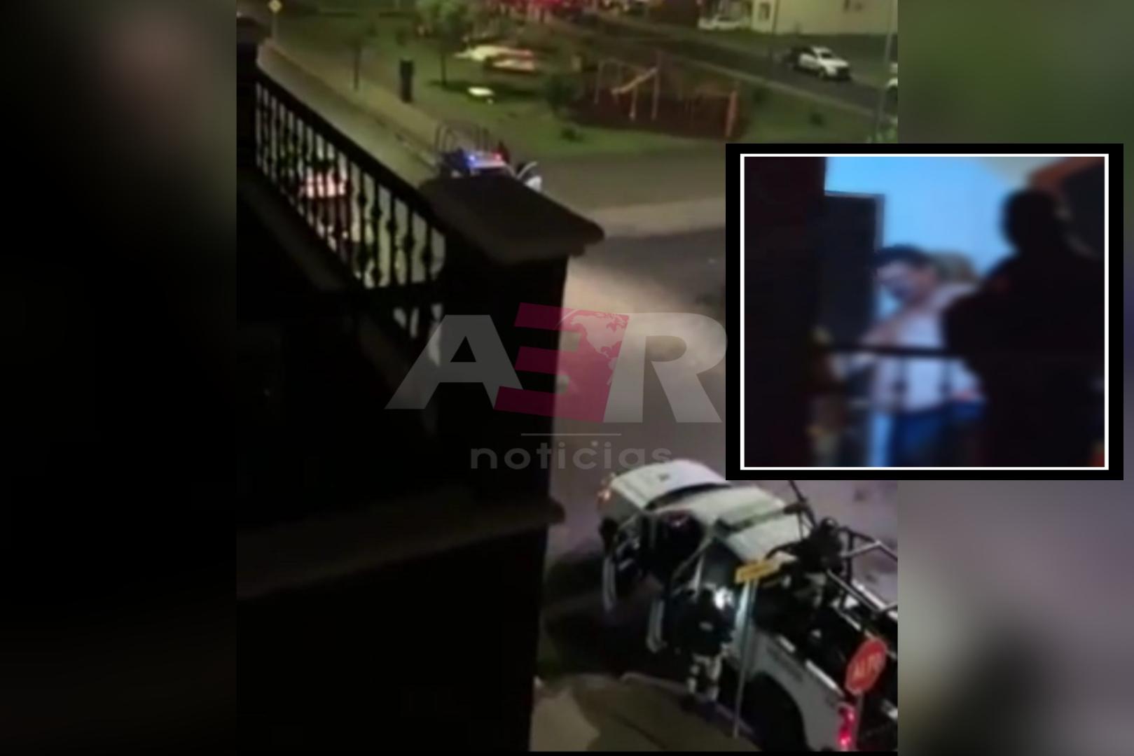Vecinos linchan a presunto violador en el fraccionamiento Los Castillos 1