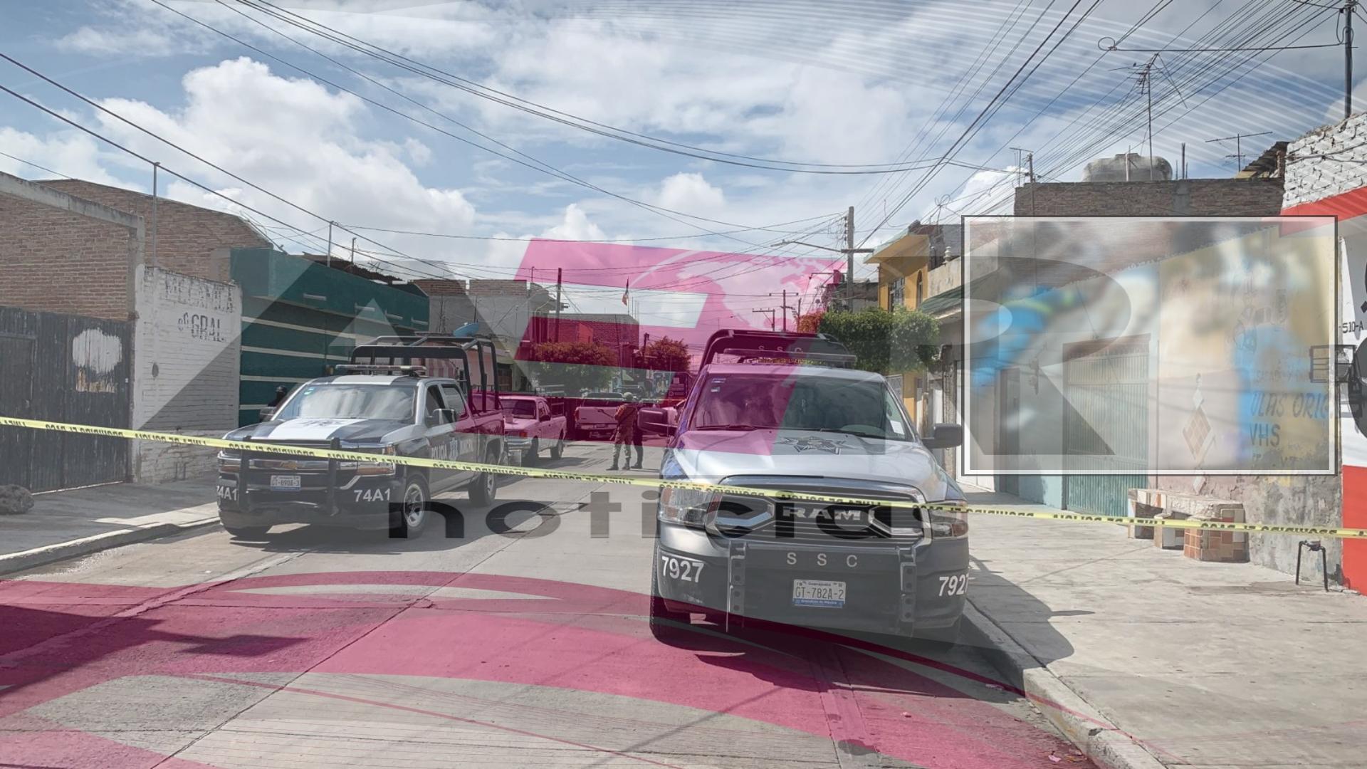 Ejecutan a tres hombres en herrería en Celaya 5