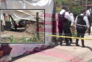 Frente a sus tres hijos, matan a pareja en Urbi Villa del Rey 3