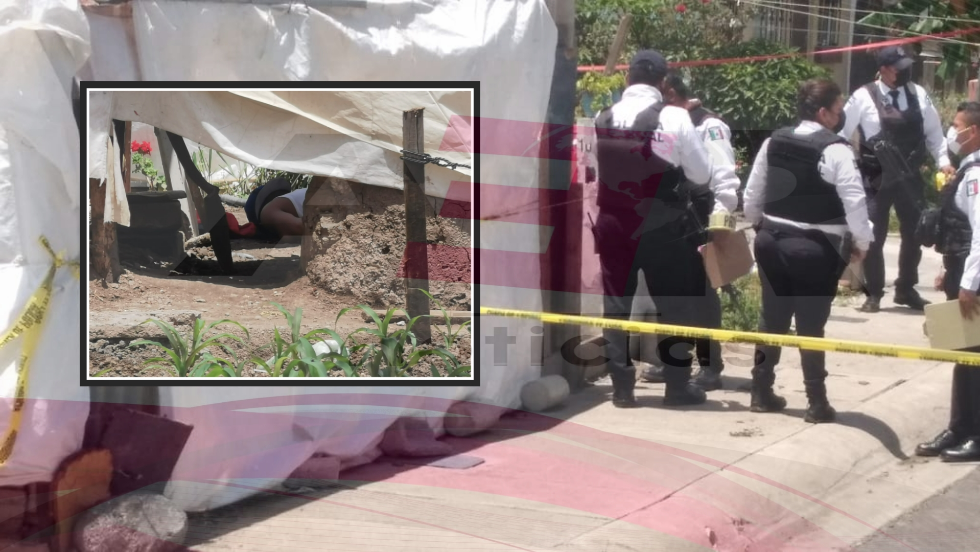 Frente a sus tres hijos, matan a pareja en Urbi Villa del Rey 1