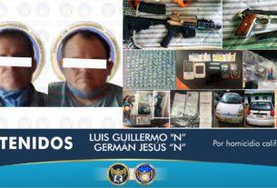 Desarticulan una célula delictiva que mató y desmembró a dos personas en Guanajuato y liberan a víctima privada de la libertad. 3