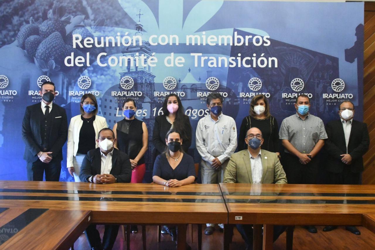 APERTURA TOTAL Y TRANSPARENCIA EN PROCESO DE ENTREGA-RECEPCIÓN 1