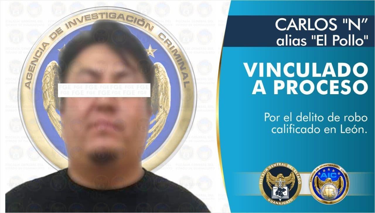 Ex-policia de León es vinculado a proceso imputado en un robo violento 10