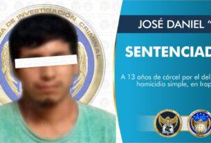 Líder de una pandilla es sentenciado a 13 años de cárcel por el homicidio de un hombre 3