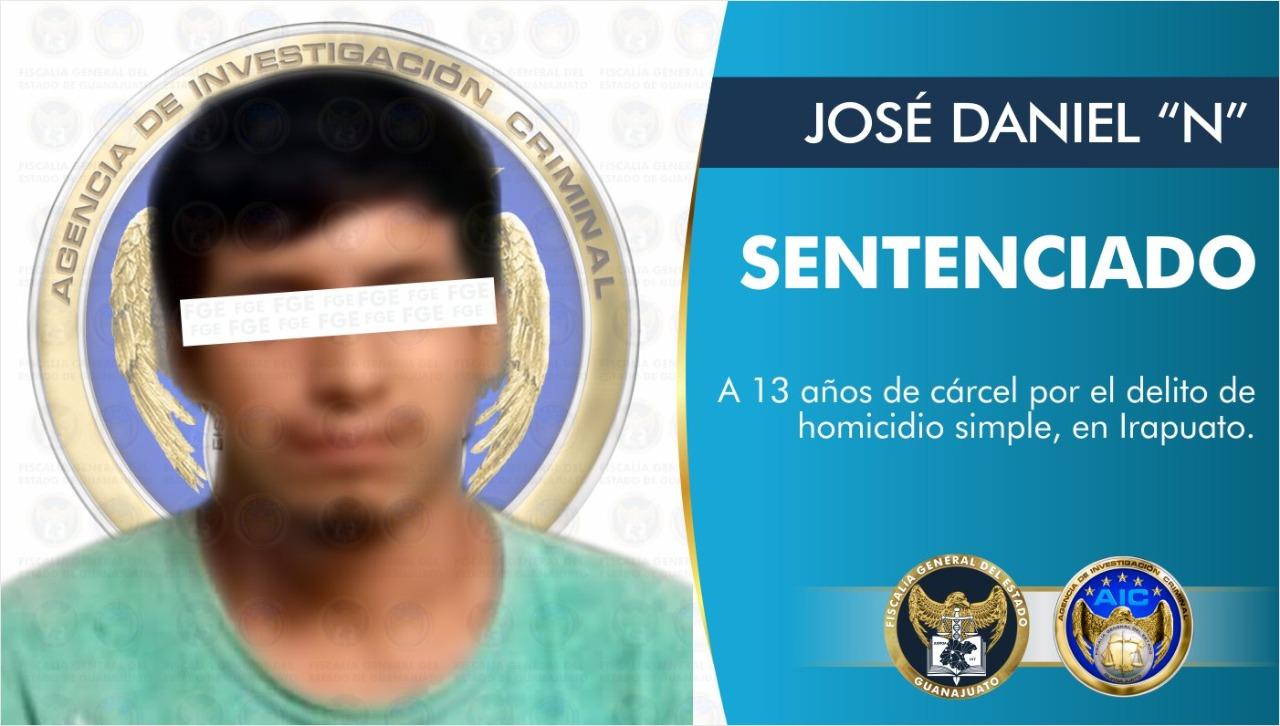 Líder de una pandilla es sentenciado a 13 años de cárcel por el homicidio de un hombre 1