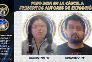 Vinculan a proceso a pareja acusada de la explosión en el Restaurant Barra 1604, en Salamanca. 3