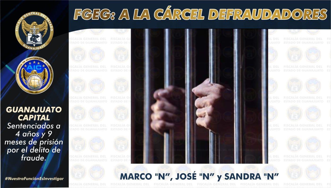 En prisión 3 sujetos que defraudaron a una víctima con medio millón de pesos para una concesión de taxi 1