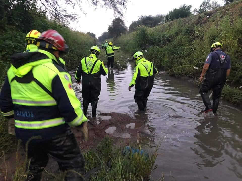 Localizan cuerpo de menor de 9 años que cayó a río en León 1