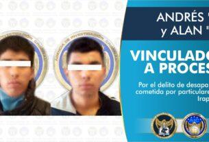 Vinculan a proceso a dos integrantes de célula criminal detenidos en Irapuato 2