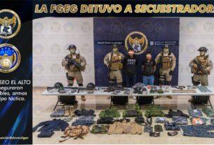 La FGEG captura a secuestradores en Apaseo el Alto, liberan a víctima 4