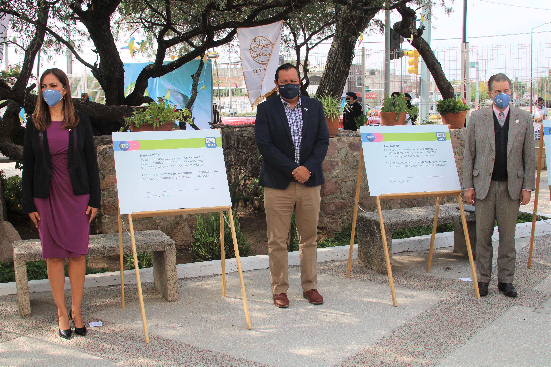 Guanajuato avanza en donación de órganos incluyendo el deseo de ser donador en las licencias de manejo 1