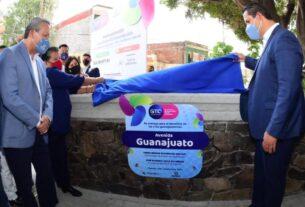INAUGURAN REHABILITACIÓN DE LA AVENIDA GUANAJUATO 3