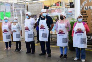 MERCADO SOSTENES ROCHA: PRIMER MERCADO PROMOTOR DE LA SALUD DEL ESTADO 4