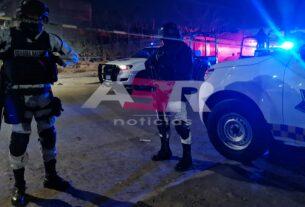 Dos muertos en ataque armado en la colonia Juárez 2