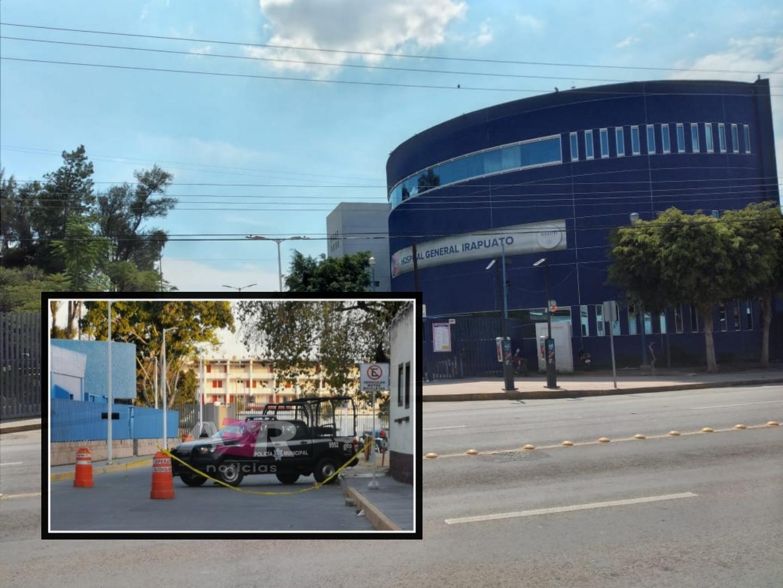 RIÑA FRENTE AL HOSPITAL MOVILIZA A FUERZAS POLICIALES 1