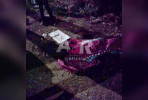 Matan a hombre en la comunidad San Roque 3