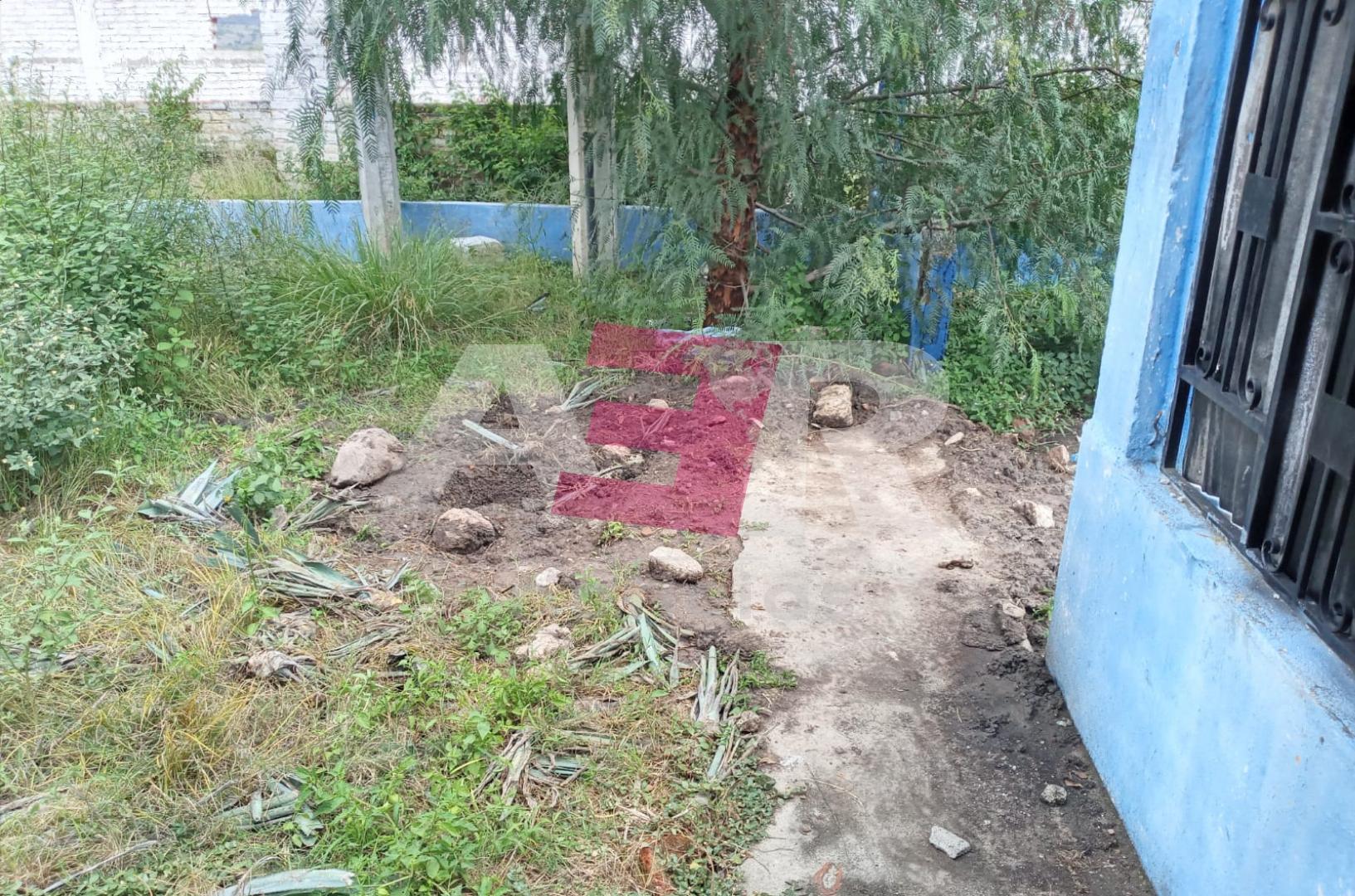 Localizan cuerpos enterrados en fosa clandestina en Abasolo 1