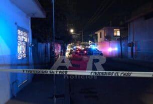Un muerto y dos lesionados en ataque armado en la colonia Las Américas 3