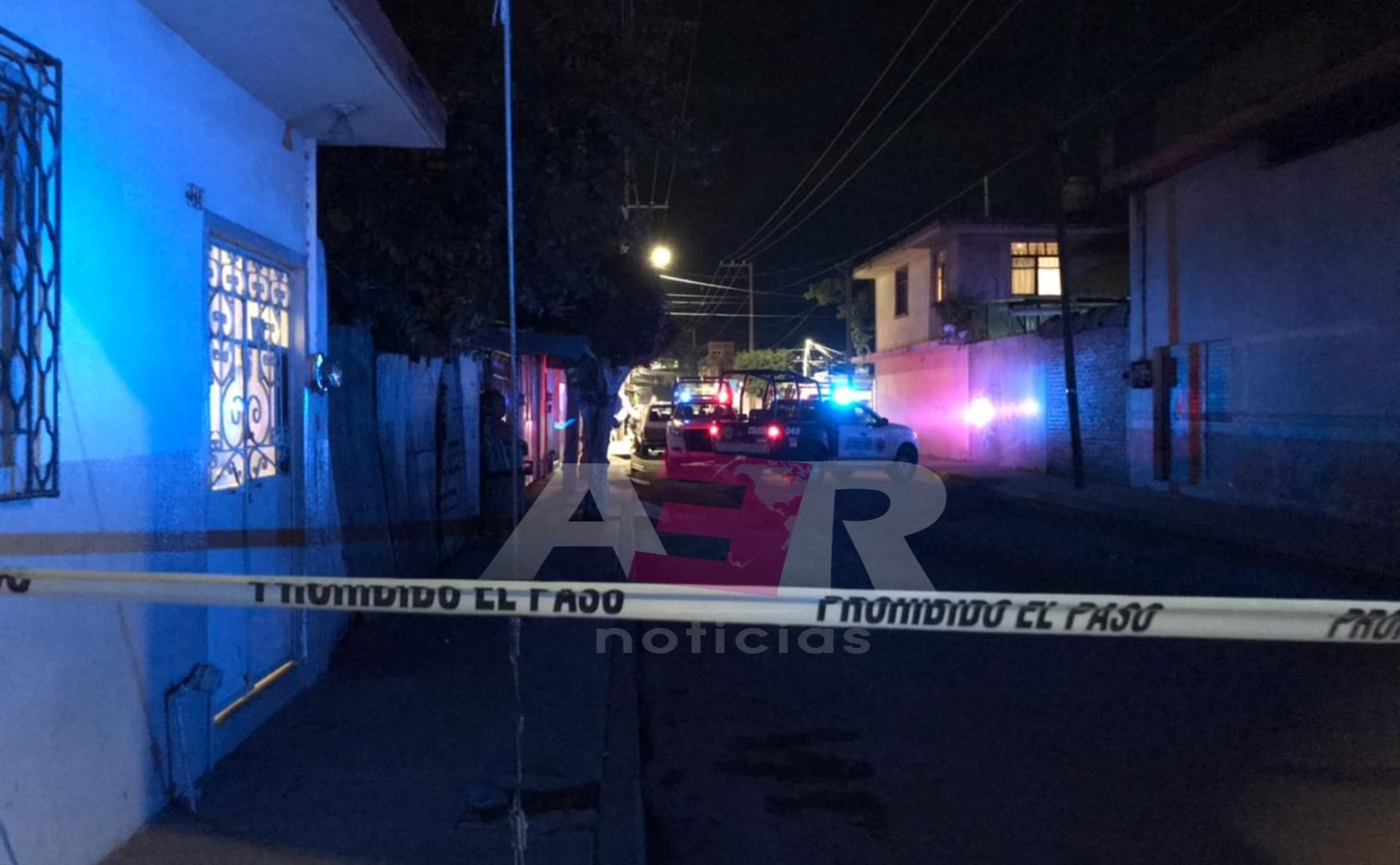 Un muerto y dos lesionados en ataque armado en la colonia Las Américas 1