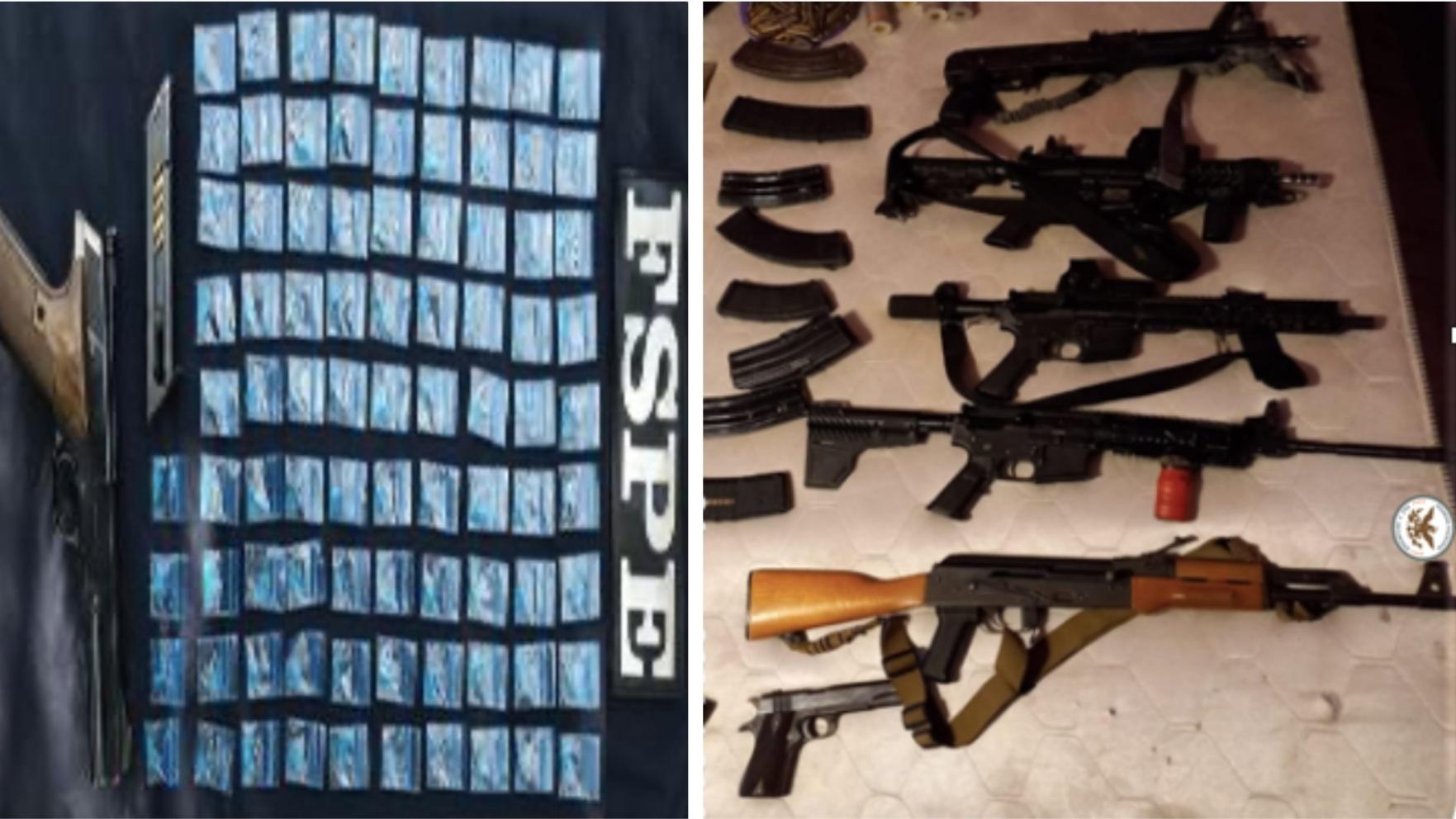En el operativo Guanajuato Seguro, salen de las calles de 4 mil 288 dosis de drogas y detectan 7 tomas clandestinas 1