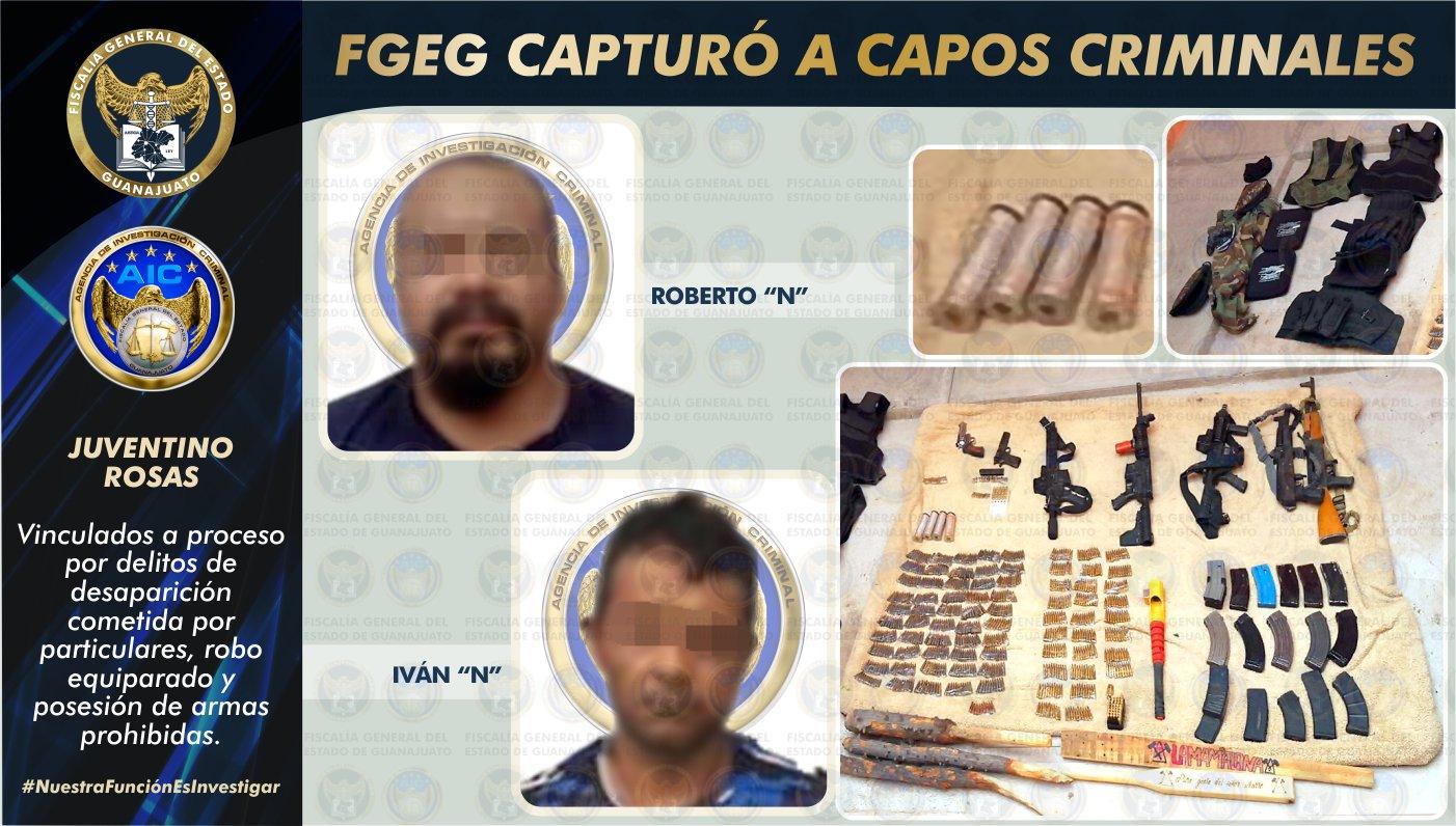 La FGEG libera a un hombre privado de su libertad en la colonia Agrarismo, en Juventino Rosas. 1